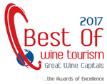 NORTH AMERICAN INNOVATORS RECEIVE ACCOLADES FOR EXCELLENCE IN WINE TOURISM